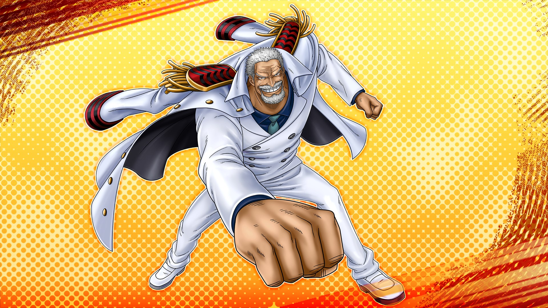 Comprar One Piece Burning Blood Monkey D Garp Character