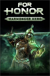 For Honor® Warmonger Hero
