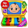 Baby Games: Piano, Baby Phone, First Words