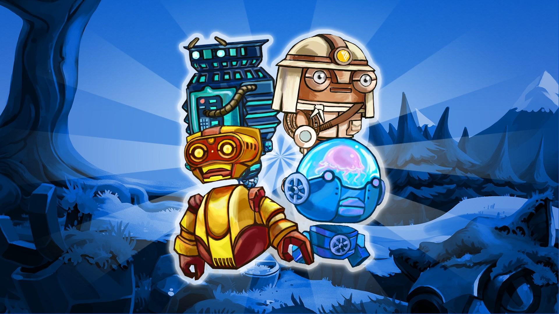 Insane Robots - Robot Pack 3