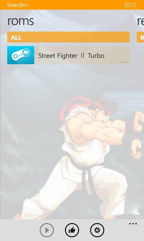 Street Fighter Ⅱ Turbo