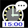 Time Speaker Clock