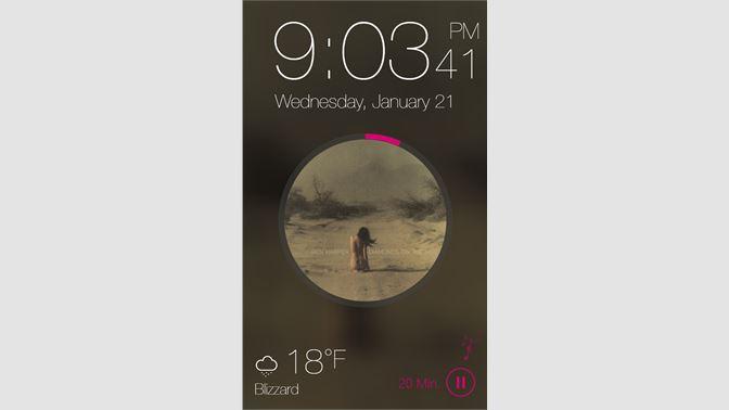 Get Just Wake Alarm Clock - Microsoft Store