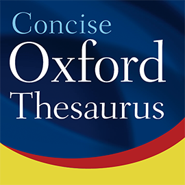 Buy Concise Oxford Thesaurus - Microsoft Store