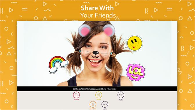 Get Funny Face Camera - Cool Lenses & Stickers - Microsoft Store