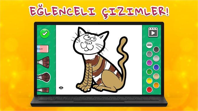 Boyama Kitabı Kediler Erkeler Kızlar Yetişkinler Ve çocuklar