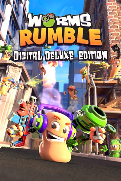 Worms Rumble - Digital Deluxe Edition