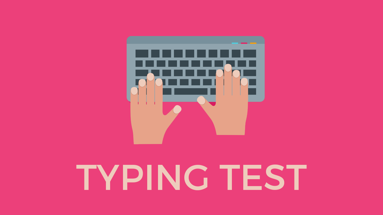 Typing Test Addons