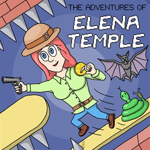 The Adventures of Elena Temple Xbox One