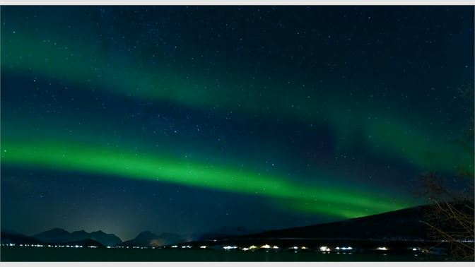 Buy Aurora Borealis 4k Live Wallpaper Microsoft Store En Hk