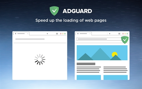 Adguard AdBlocker Screenshot