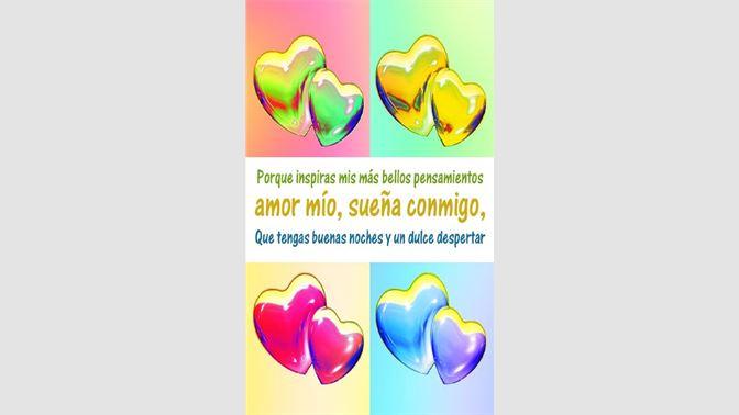 Obtener Buenas Noches Frases Amor Con Imagenes Microsoft Store Es Ve