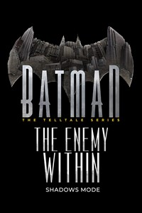 Batman: The Enemy Within Shadows Mode