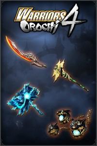 Carátula del juego WARRIORS OROCHI 4: Sacred Treasures Pack