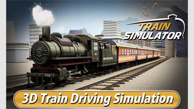 Get Train Driving Simulator 3D - Subway Rail Express - Microsoft