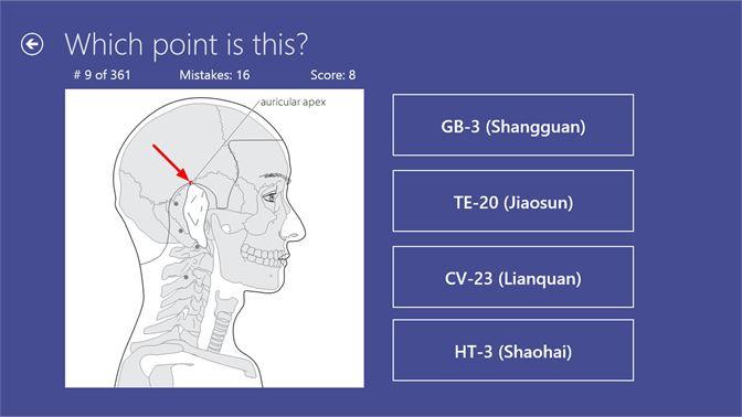 Buy Acupuncture Quiz - Microsoft Store en-IS