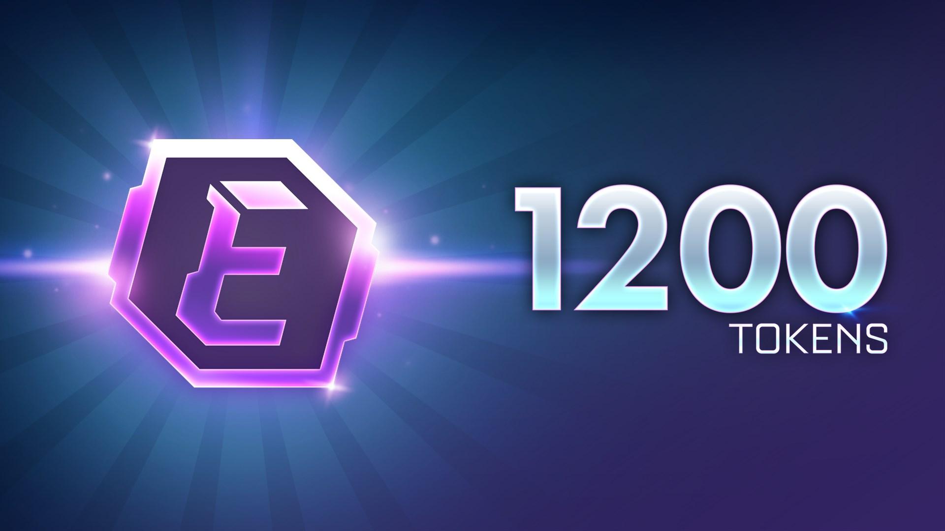 Rocket League® - Esports Tokens x1200