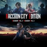 RACCOON CITY EDITION Logo