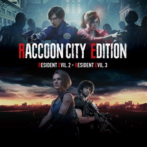 RACCOON CITY EDITION Xbox One