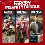 Far Cry Insanity Bundle Logo