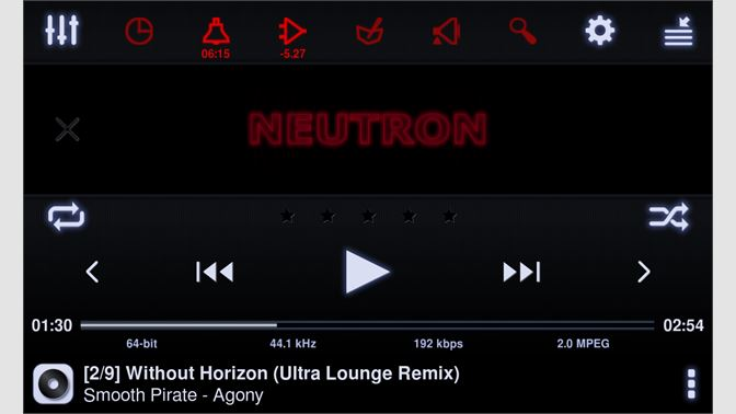 neutron music player apk free download