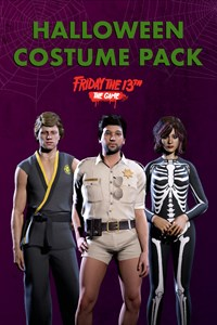Carátula del juego Halloween Costume Pack