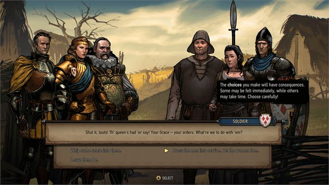 Buy Thronebreaker: The Witcher Tales - Microsoft Store