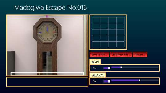 Madogiwa Escape No.016 screenshot 3