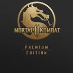 Mortal Kombat 11 Premium Edition Logo