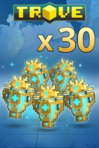 Trove - 30 Experience Potions