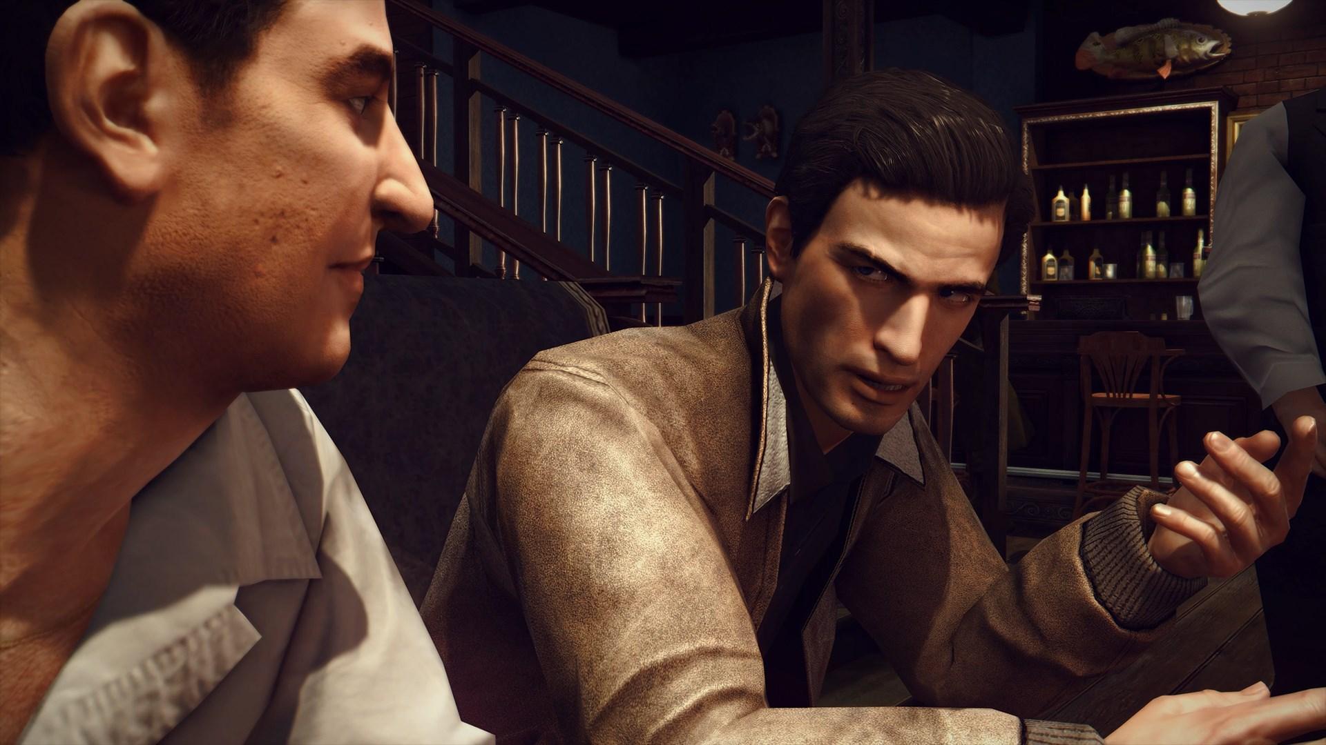 Скриншот №11 к Mafia II Definitive Edition