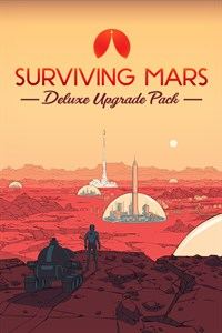 Carátula del juego Surviving Mars - Deluxe Upgrade Pack