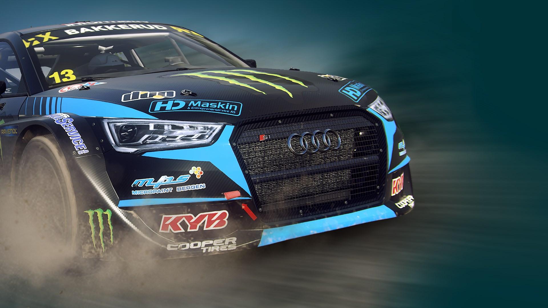 WS - Audi S1 EKS RX quattro