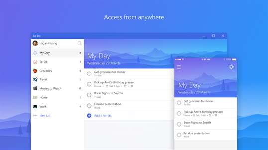Microsoft To-Do screenshot 5