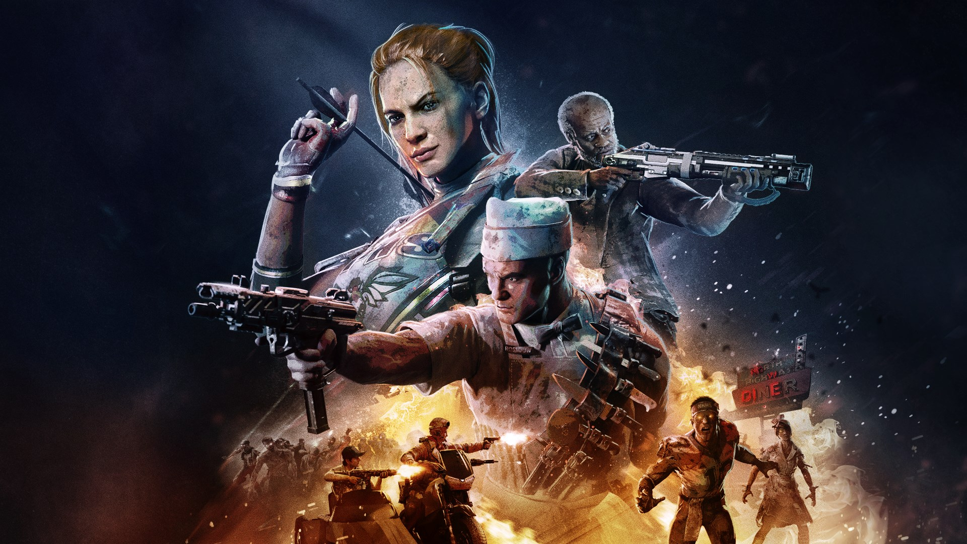 Buy Call Of Duty Black Ops 4 Operation Apocalypse Z Mp Maps