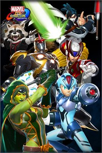 Carátula para el juego Marvel vs. Capcom: Infinite - Cosmic Crusaders Costume Pack de Xbox 360