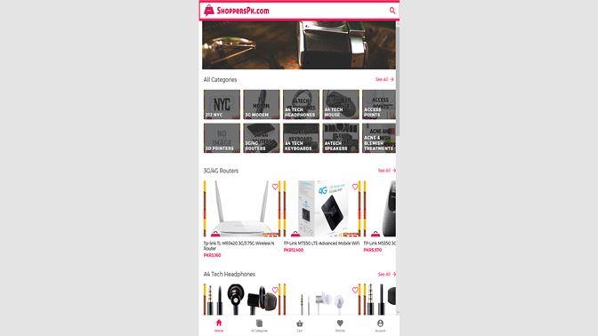 Get ShoppersPk - Microsoft Store