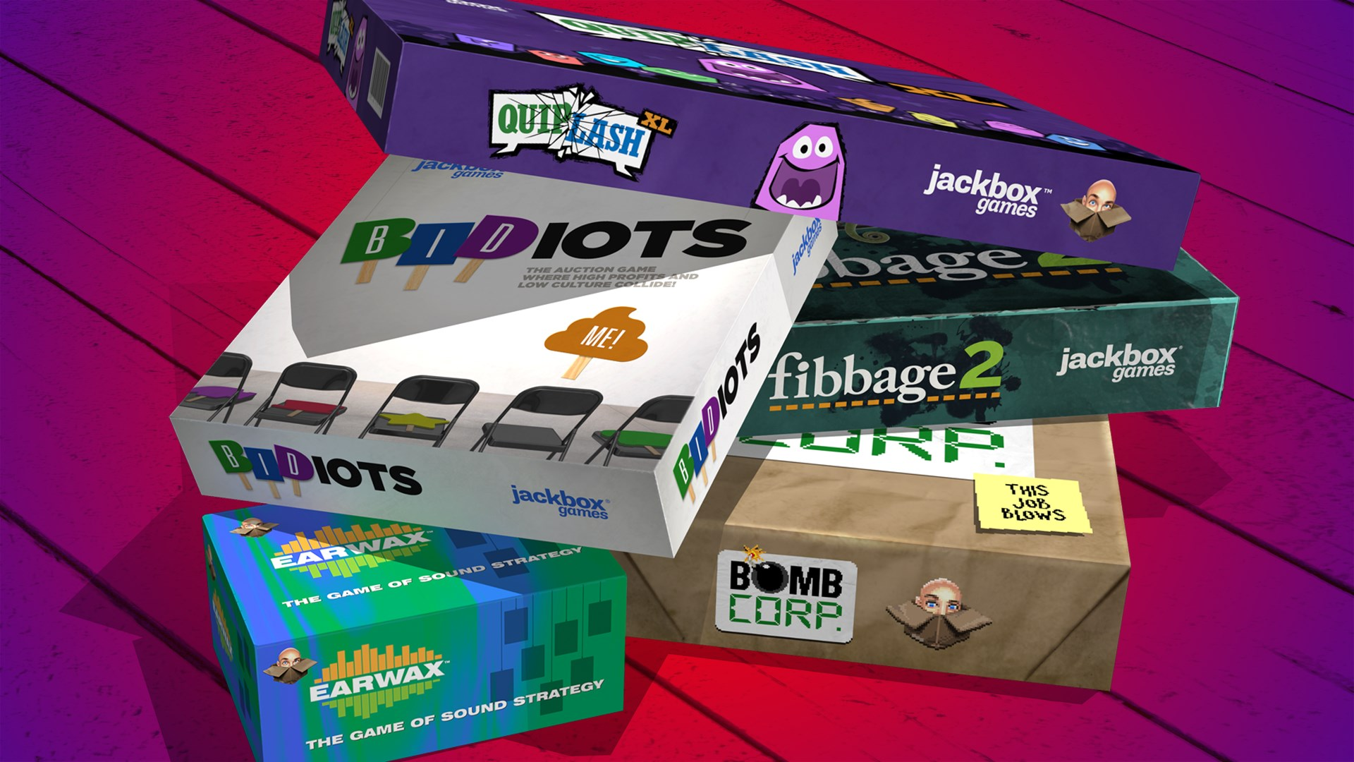 The Jackbox Party Quintpack Download