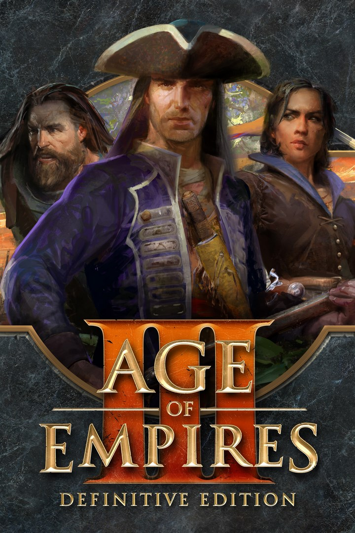 Age of Empires III: Definitive Edition – Verpackung