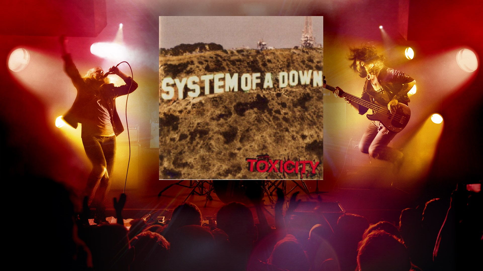 """""""Aerials"""" - System of a Down"""