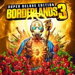 Borderlands 3 Super Deluxe Edition Logo