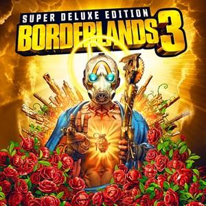 보더랜드 3 슈퍼 디럭스 에디션 Xbox One