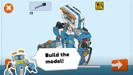 LEGO® BOOST screenshot 1
