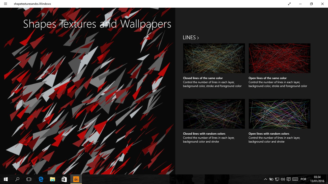 Shapes Textures Wallpapers