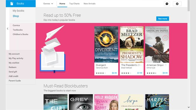 Buy Play Books Online (Client For Google Books) - Microsoft Store