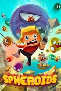 Carátula del juego Spheroids