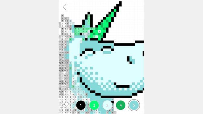 Get Pixel Art Color by Number Sandbox - Microsoft Store