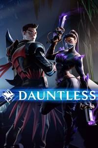 Carátula del juego Dauntless
