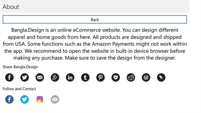 Get Bangla Design - Microsoft Store