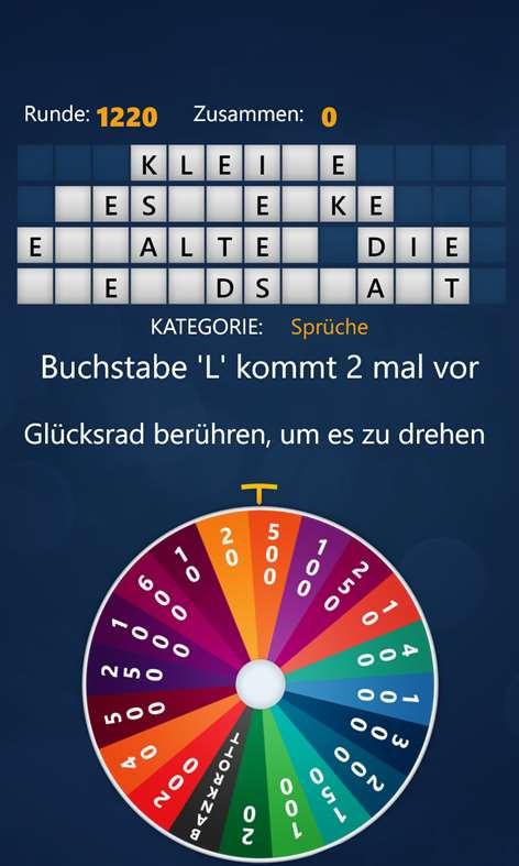 GlГјcksrad Spiel